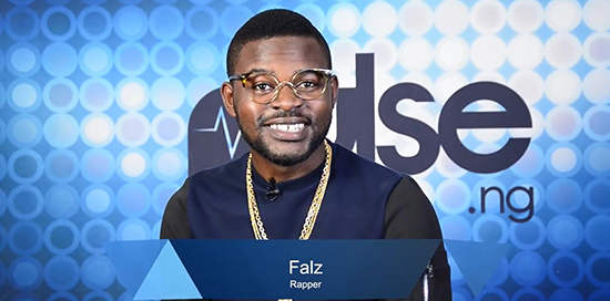 Falz Says Hip Hop Rivalry Is Good For Naija Music & Fans - Pulse TV - Boomplay