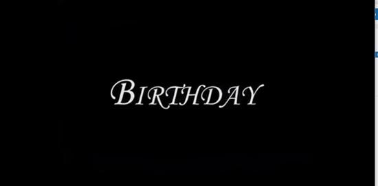 Birthday - Boomplay