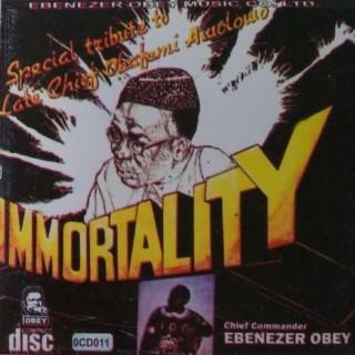 Immortalilty - Boomplay