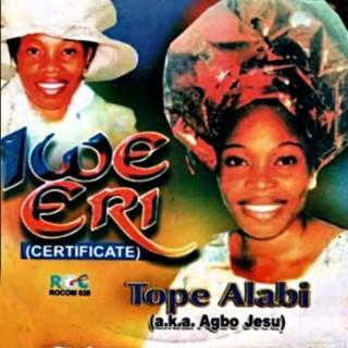 Iwe Eri (Certificate) - Boomplay