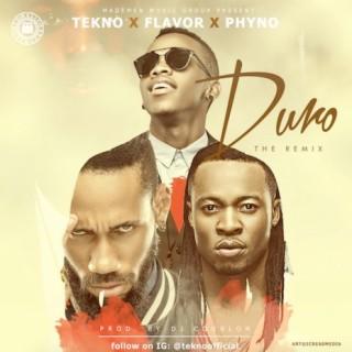 Duro (Remix) - Boomplay