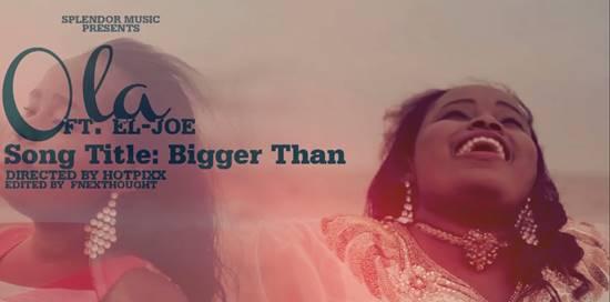 Bigger Than ft. El Joe - Boomplay
