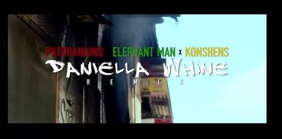 Daniella Whine ft. Elephant Man & Konshens - Boomplay