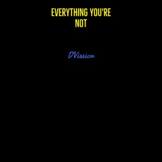 Everything You're Not - Boomplay