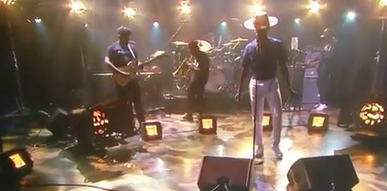 Mr Eazi Performs Live On The Late Show With James Corden - Boomplay