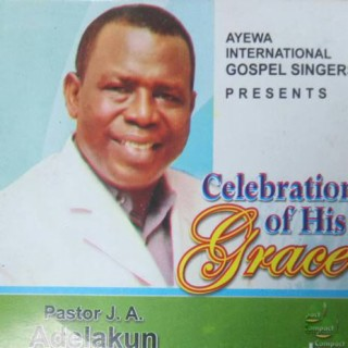 Celebration Of His Grace - Boomplay