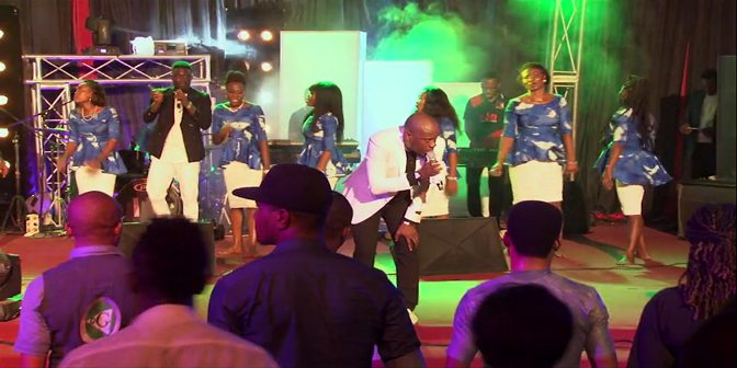 Praise Chant (Live) - Boomplay