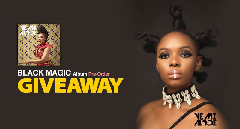 Win Free Coins From Yemi Alade! - Boomplay