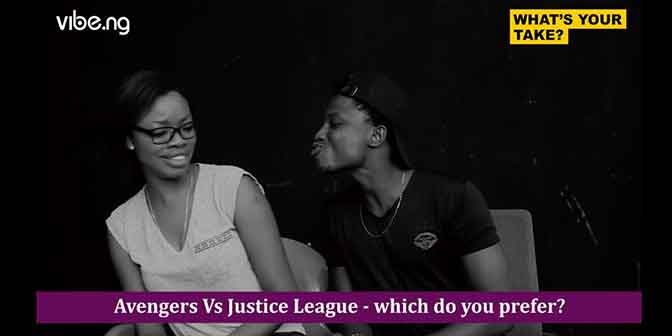 Avengers VS Justice League: Who Would You Rather Join #WhatsYourTake - vibe.ng - Boomplay