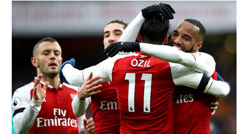 Arsenal And Atletico In Control In Europa League - Boomplay