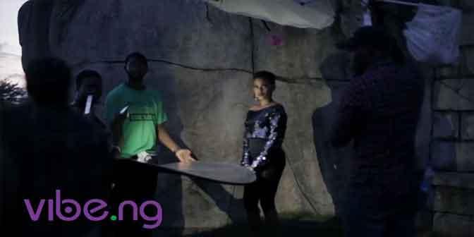 Chidinma Ekile's Vibe.ng May Digital Cover | Behind The Scenes (BTS) - Boomplay