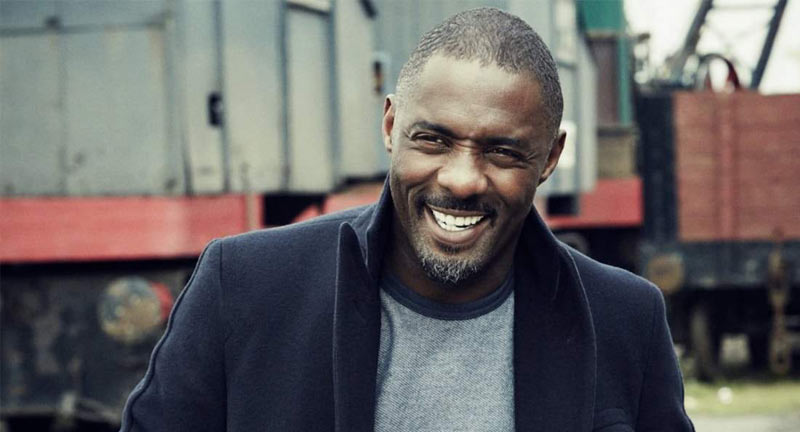 Idris Elba Spends Family Time With Fiancée And His Son - Boomplay