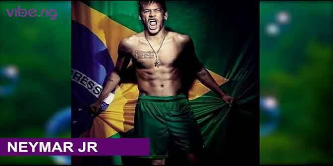 Top 15 Sexiest Footballers At The FIFA World Cup 2018 (Ronaldo, Messi, Neymar & Others) - Vibe List - Boomplay