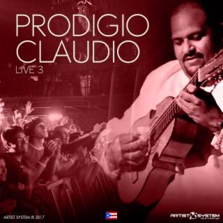 Prodigio Claudio Live 3 - Boomplay