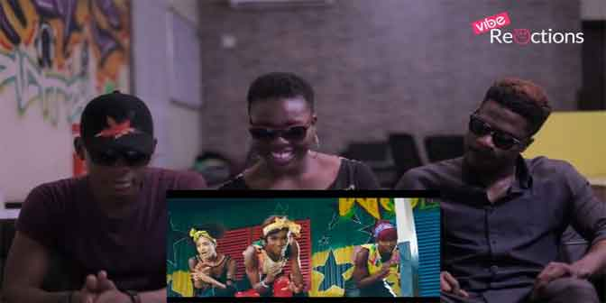 Patoranking - This Kind Love [Official Video] ft. WizKid Reaction - Boomplay
