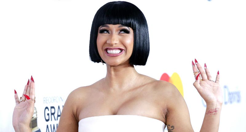 Cardi B's 'I Do,' 'Ring,' And 'Drip' From Her Album  Goes Gold - Boomplay