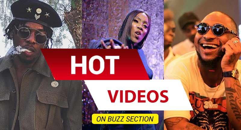 Trending Videos: Davido, Tiwa Savage, Runtown And More