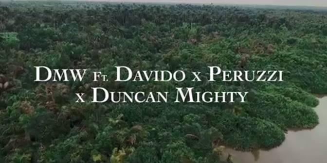 Aza ft  Davido & Duncan Mighty & Peruzzi - Boomplay Video