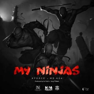 My Ninjas - Boomplay