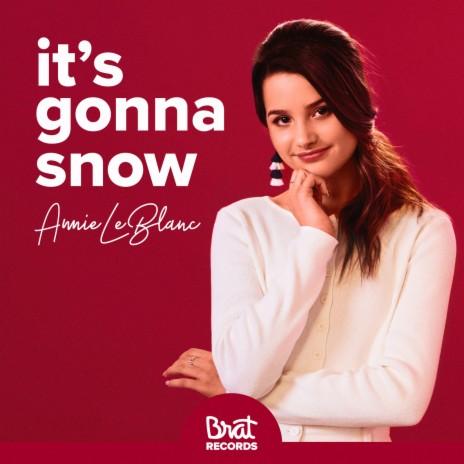 It's Gonna Snow