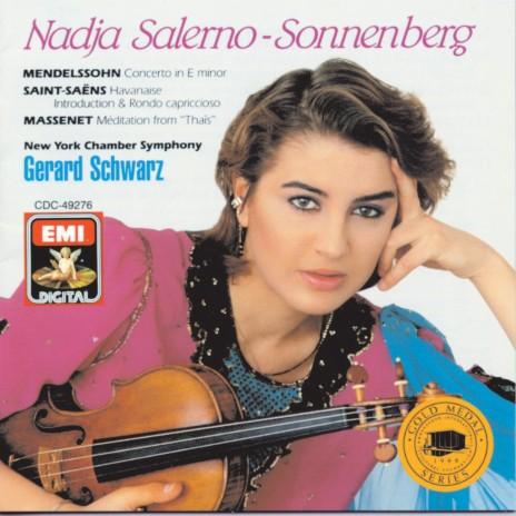 II. Andante Non Troppo ft. Gerard Schwarz & New York Chamber Symphony