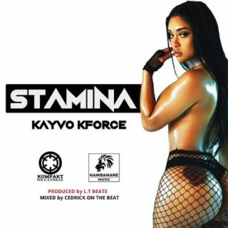 Stamina - Boomplay