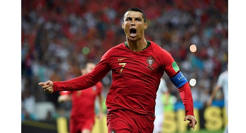 Worldcup 2018: Cristiano Ronaldo Becomes The First Player To Score At Eight Major International Tournaments - Boomplay