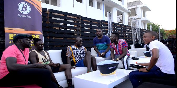 Exclusive Interview With Sauti Sol - Boomplay