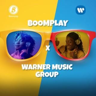 Boomplay x Warner Music Group