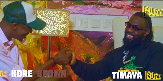 Timaya - Interview With Buzz - Boomplay