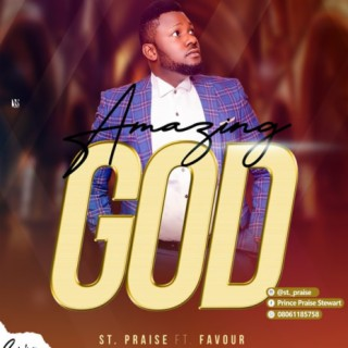 Amazing God - Boomplay