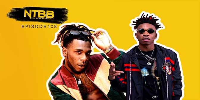 Was Burna Boy Shading Mayorkun With His Streaming Rant? [NTBB] - Boomplay