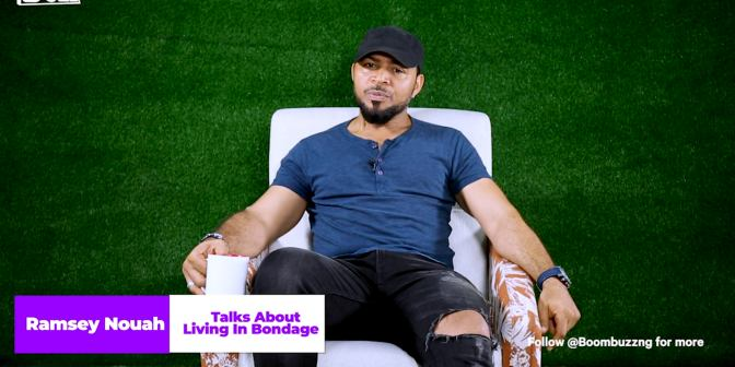 Watch Ramsey Nouah talk about Living In Bondage and why the film is special to him - Boomplay
