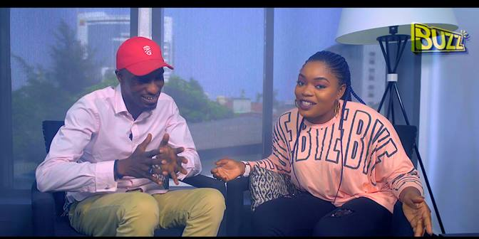 Buzz Exclusive Interview with Bisola  - Boomplay