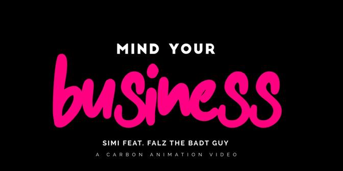 Mind Your Business ft. Falz  - Boomplay