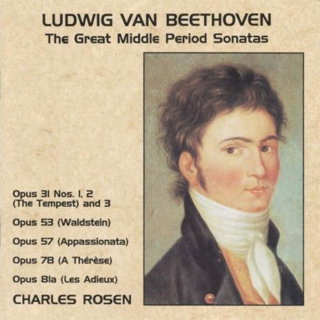 Sonata No. 24 in F-Sharp Major, Op. 78: II. Allegro vivace