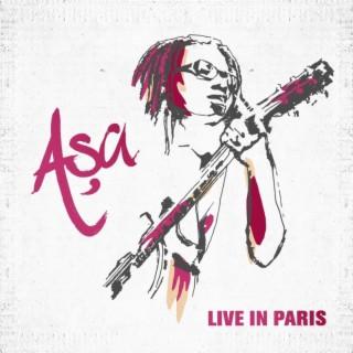 Asa: Live in Paris - Boomplay