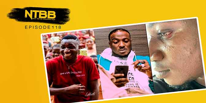 Did Peruzzi Slap Pamilerin To Promote His Majesty Video? [NTBB] - Boomplay