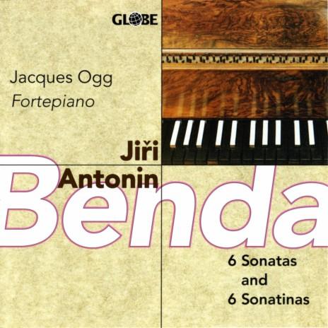 Sonata No. 9 in A Minor: I. Allegro