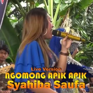Ngomong Apik Apik (Live) - Boomplay