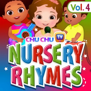ChuChu TV Nursery Rhymes, Vol. 4 - Boomplay