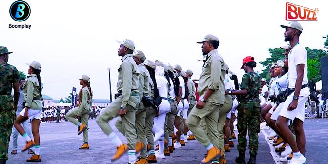 Small Doctor's Performance at the NYSC Camp Idol - Boomplay