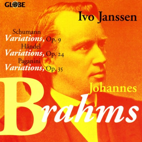 Variations on a theme by Paganini A Minor, Op. 35: I. Theme - Variations 1-3