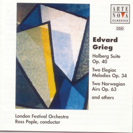 Two Norwegian Airs Op. 63 No. 2: Cow Keeper's Tune and Country-Dance