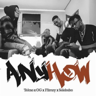 Anyhow - Boomplay