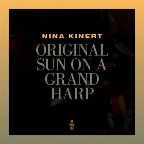 Original Sun on a Grand Harp