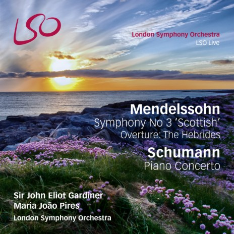 Piano Concerto in A Minor, Op. 54: II. Intermezzo: Andantino grazioso ft. Sir John Eliot Gardiner & Maria Joao Pires