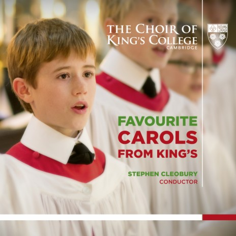 Once In Royal David's City (Desc. by Philip Ledger) ft. Stephen Cleobury, Adam Banwell & Douglas Tang