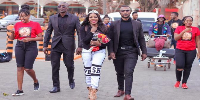 Naiga Homecoming - Nairobi - Boomplay