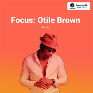 FOCUS: Otile Brown - Boomplay
